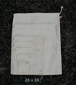 Ecopack 25 cm x 30 cm - Sem Estampa