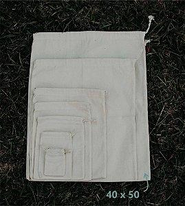 Ecopack 40 cm x 50 cm - Sem Estampa