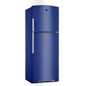 Adesivo Geladeira - Azul Marinho