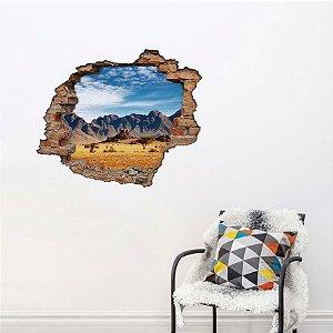 Adesivo Buraco 3D - Grand Canyon