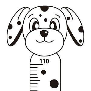 Réguas de Crescimento - Cachorro