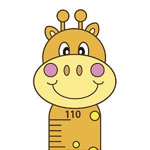 Réguas de Crescimento - Girafa