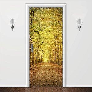 Adesivo para Portas Natureza Caminhos