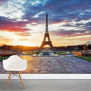 Painel Fotográfico - Torre Eiffel