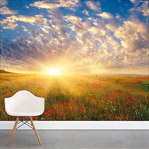 Painel Fotográfico - Por do Sol