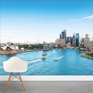 Painel Fotográfico - Sydney