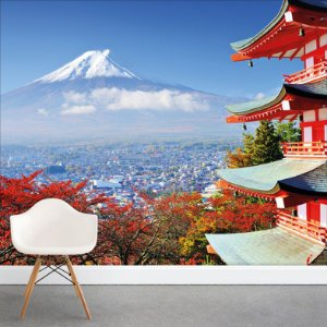 Painel Fotográfico - Japão