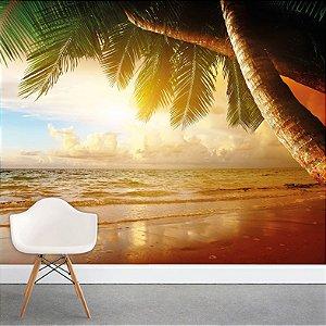 Painel Fotográfico - Praia