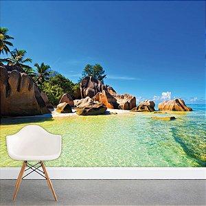 Painel Fotográfico - Águas Cristalinas