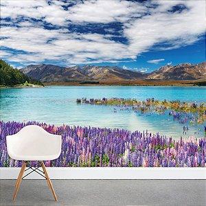 Painel Fotográfico - Montanha da loga