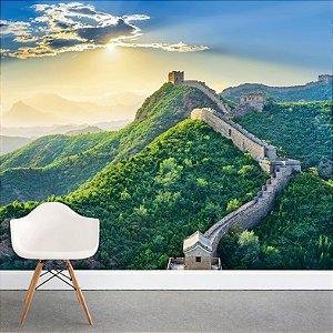 Painel Fotográfico - Muralha da China