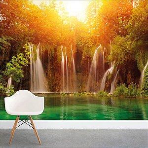 Painel Fotográfico - Lagoa Cristalina