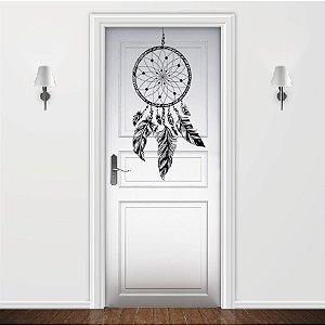 Adesivo para Porta Filtro Dos Sonhos Mandala