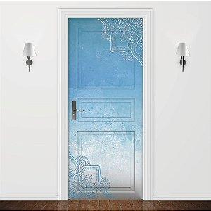 Adesivo para Porta Filtro Dos Sonhos Azul