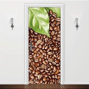 Adesivo para Porta Café