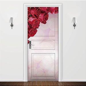 Adesivo para Porta Roses