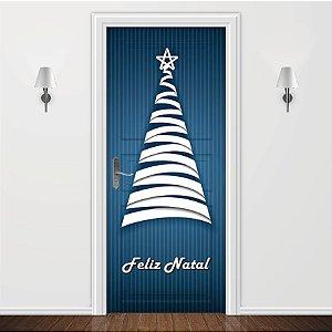 Adesivo para Porta Árvore de Natal