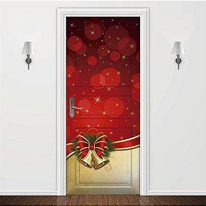 Adesivo para Porta Feliz Natal