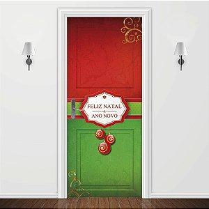 Adesivo para Porta Christmas