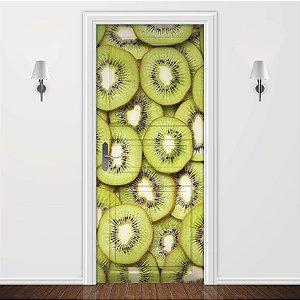 Adesivo para Porta Kiwi