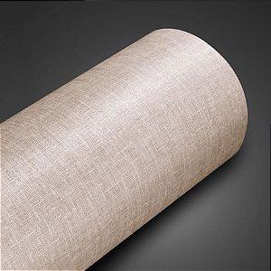 Adesivo com Textura Telado Brim Bege
