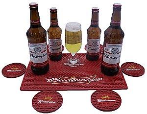 Kit Bar Mat Budweiser