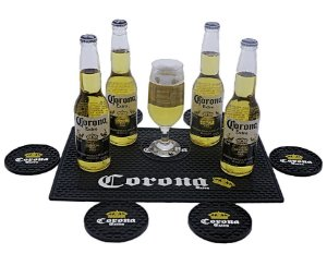 Kit Bar Mat Corona