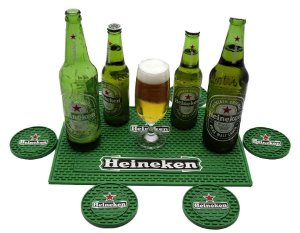 Kit Bar Mat Heineken