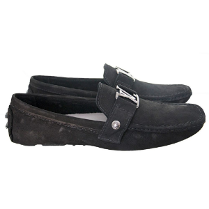 Mocassim Louis Vuitton Preto