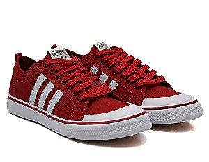 Tênis Casual Adidas Vermelho