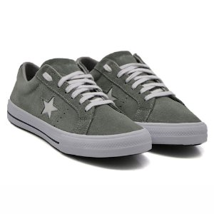 Tênis Causal Converse All Star Cinza
