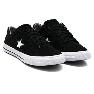 Tênis Causal Converse All Star Preto