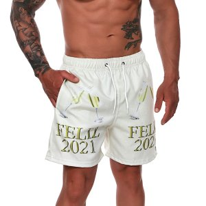 SHORT MASCULINO USE SANTA FÉ REF. 1015