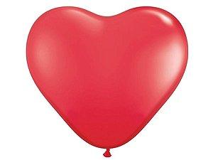 Balão Gigante Vermelho - Coração