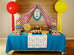 Festa Circo - Aluguel de Decoração