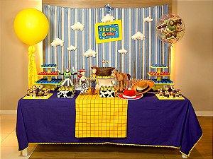 Festa Toy Story - Aluguel de Decoração