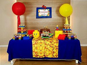 Festa Lego - Aluguel de Decoração