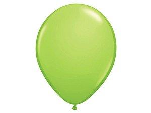 "Balão Látex 16"" - Verde Claro (5 un)"