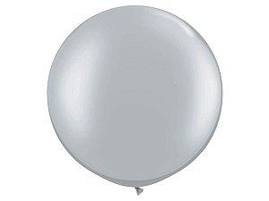 Balão Gigante Prata