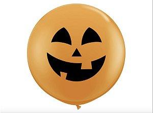 Balão Gigante Halloween - Abóbora