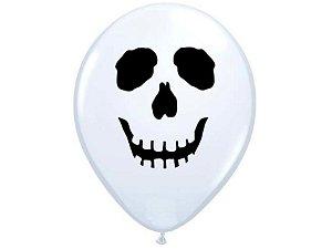 """Balão Halloween Fantasma 5"""""""