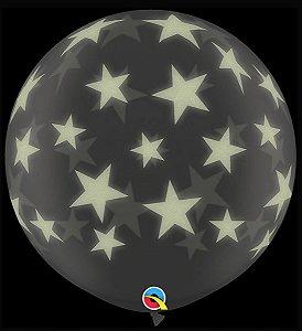 Balão Gigante Halloween - Estrelas Brilhantes