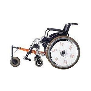 PLOY - Dispositivo para corrida em cadeira de rodas
