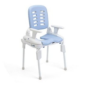 Acessório Cadeira de Banho e Higiene HTS - Base Portabilidade