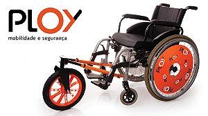 Ploy 2.0 -  Dispositivo para corrida em cadeira de rodas