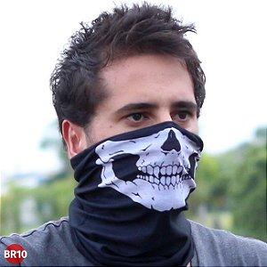 Bandana Skull Call Of Duty Proteção Uv Motociclista