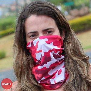 Bandana Camuflada Feminina
