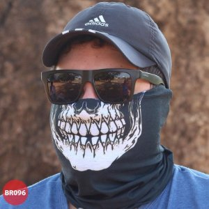 Bandana Smile Skull