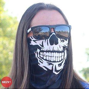 Bandana Tribal Skull