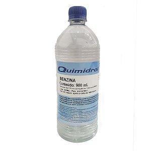 Benzina Retificada PA 900 ml Quimidrol
